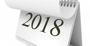 2018 Year in Review and Reflections