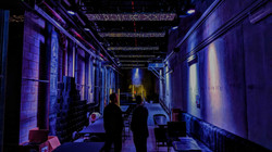 Sensory underground event at Federation