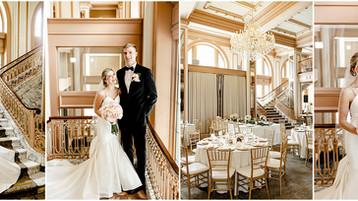 Omni Severin Hotel Wedding | Spencer & Jack