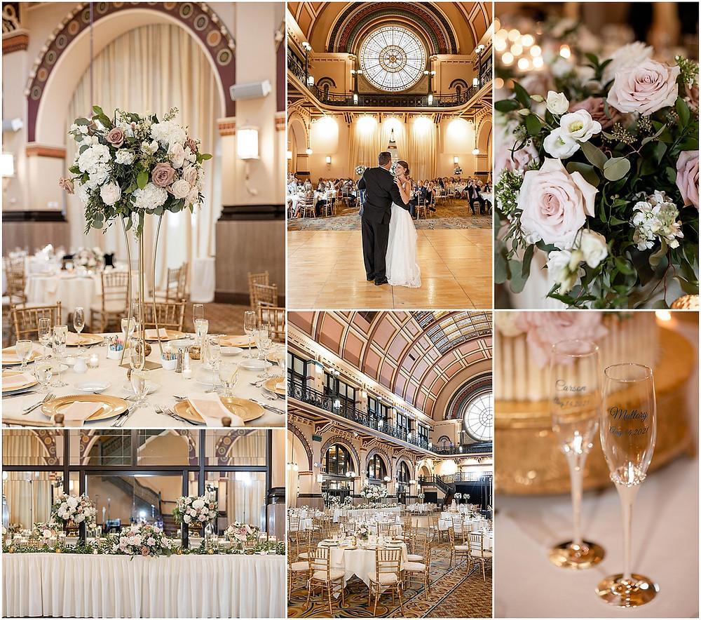 Union-Station-Indy-wedding-reception