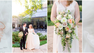 The Indianapolis Skyline Club Wedding | Maddie & Braedon