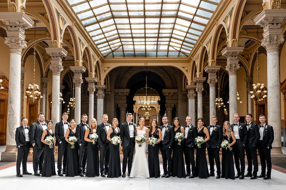 Indiana-State-House-Wedding-Ceremony