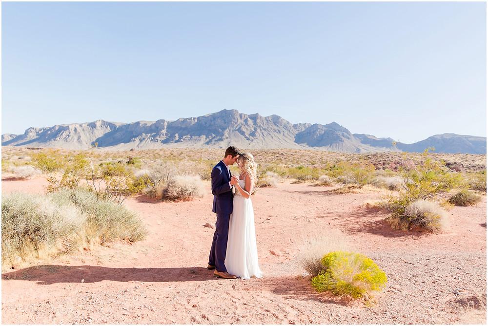 Desert Wedding Planning