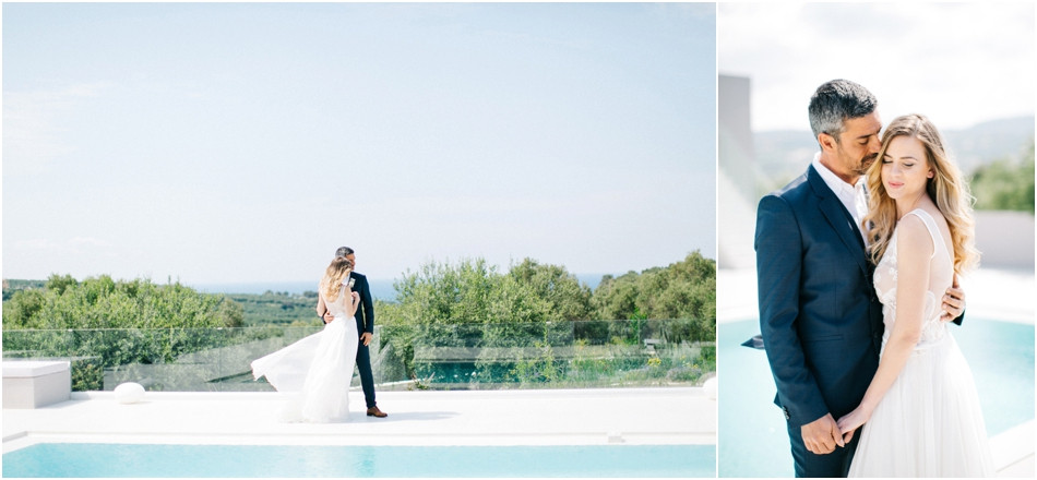 Greece Elopement