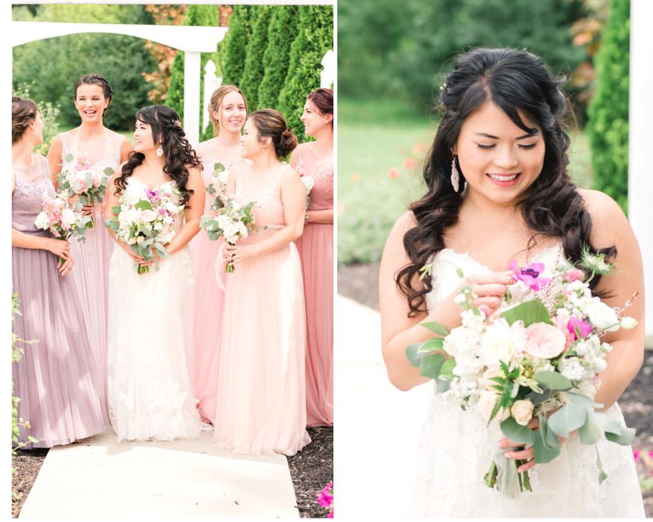 mismatched-bridesmmaids-dresses