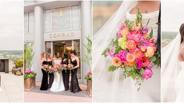 Conrad Hotel Wedding | Mary & Chad