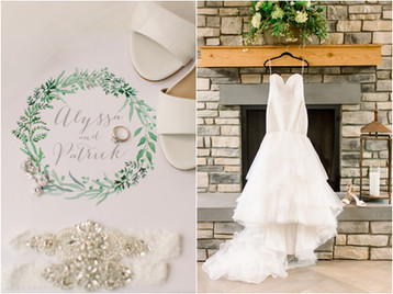 The Sycamore at Mallow Run Wedding | Alyssa & Patrick