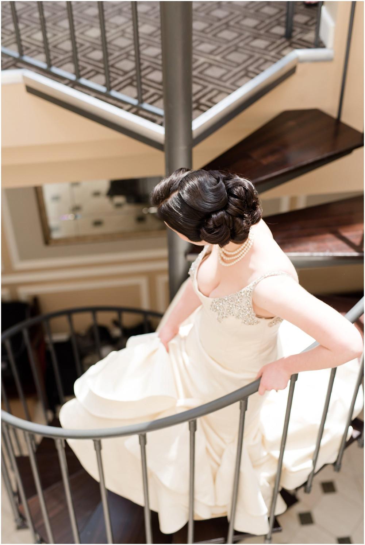 Omni Severin Hotel Weddings