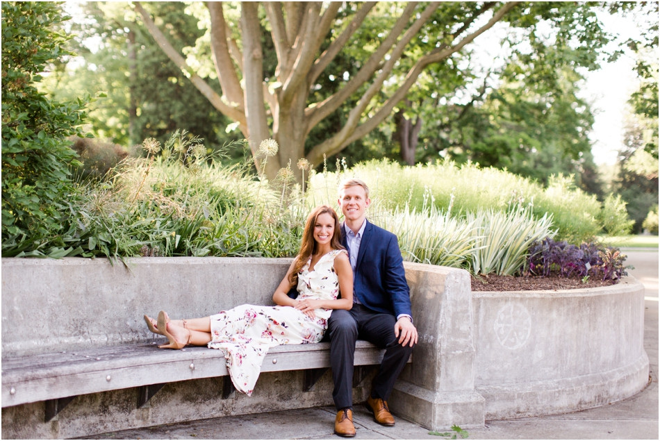 Engagement session Indy