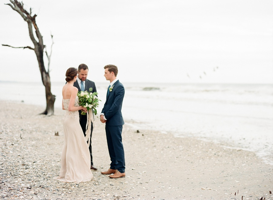 Botany Bay, Edisto Island Wedding
