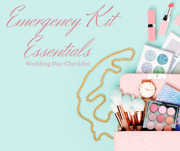 Wedding Day Emergency Kit Essentials