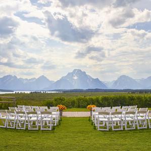 Teton Mountains | Jackson Hole Wedding