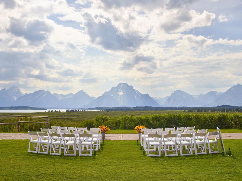 Teton Village Wedding