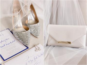 Indiana University Alumni Hall Wedding | Bloomington Indiana Wedding Photography | Sydney & Jaco