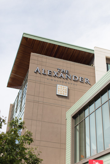 The Alexander Hotel Wedding | Indianapolis Wedding Photography | Amanda & Mike
