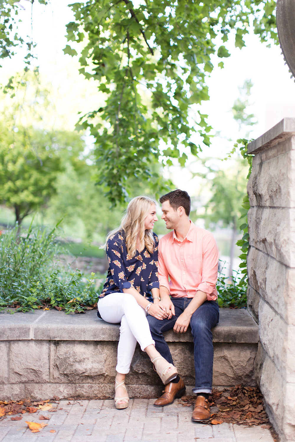 Indianapolis engagement pictures
