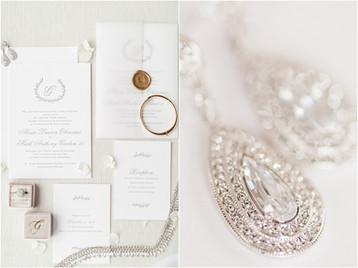 Omni Severin Ballroom Wedding | Indianapolis Wedding Photographer | Alexia & Mac