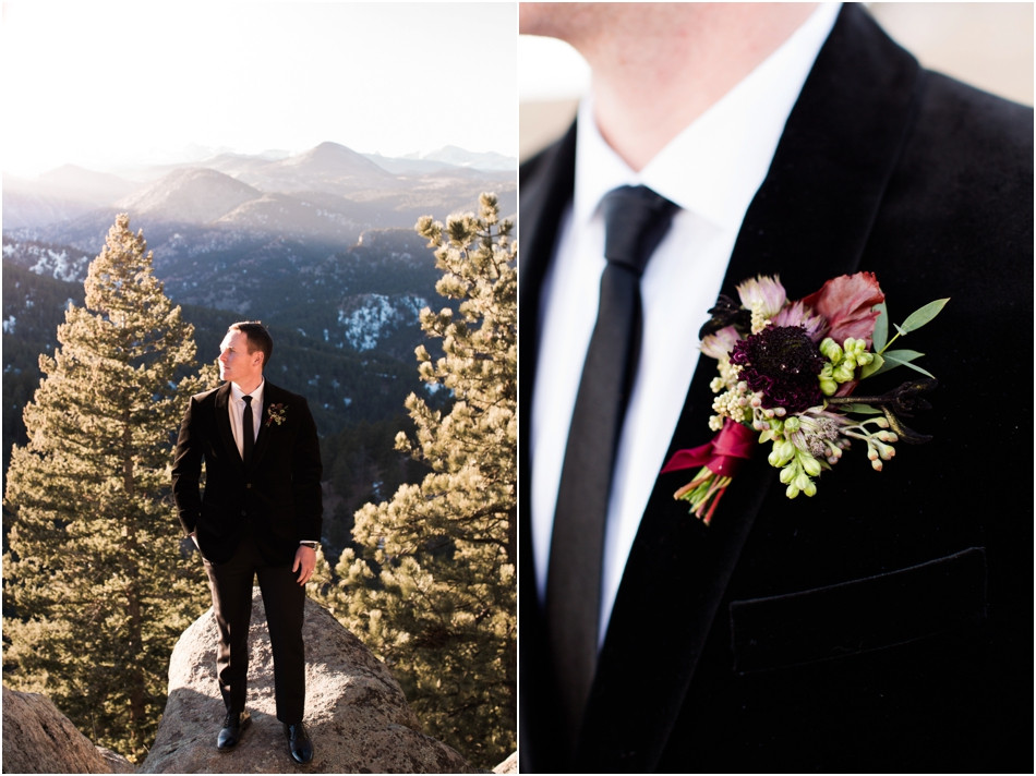 Boulder Destination Wedding