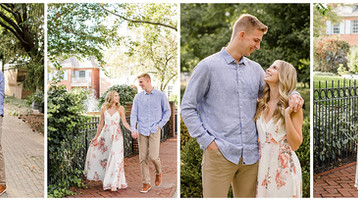 Indianapolis Engagement Session | Spencer & Jack