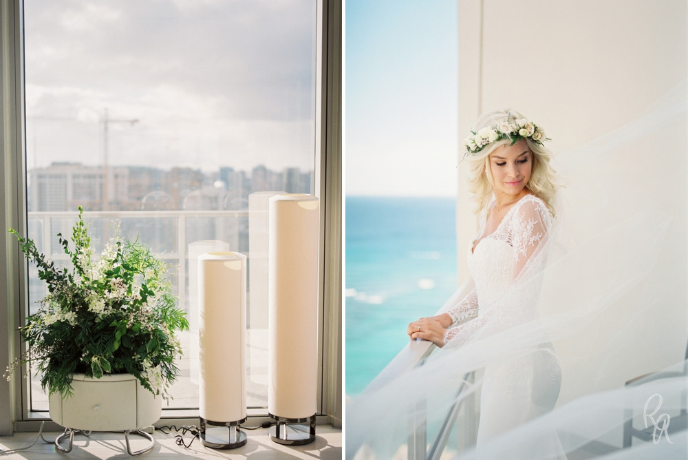 Honolulu Hawaii destination wedding