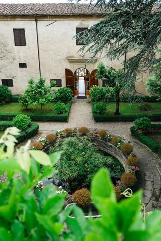 Villa Medicea di Liliano | Tuscany Elopement