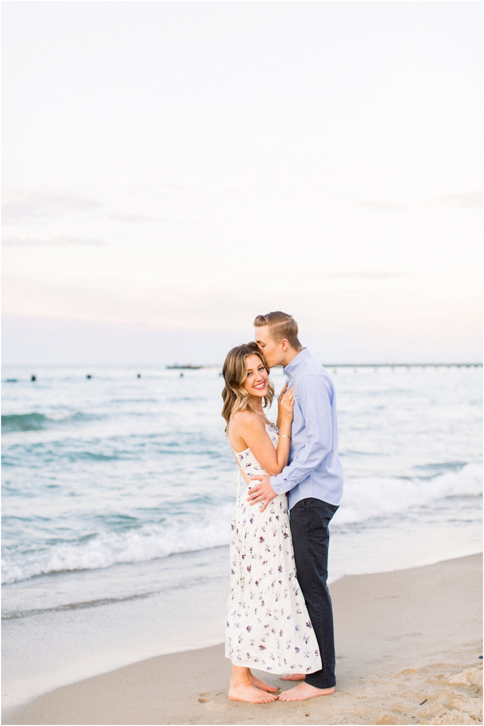 North-Ave-Beach-Chicago-Engagement