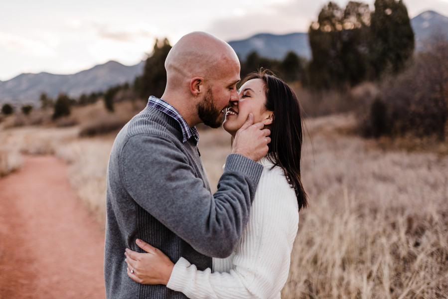 Valley of the gods engagement