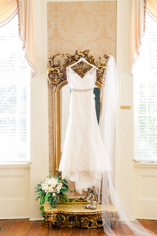 Southern Charm | Southern Wedding in Mobile, Alabama