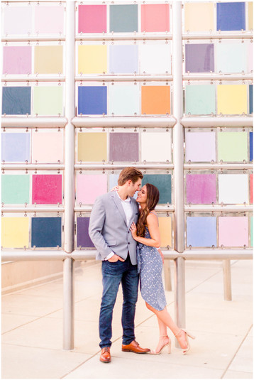 Indianapolis Engagement Session | Lauren & Adam