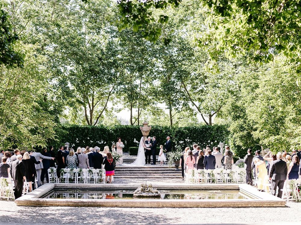 Wine County weddings