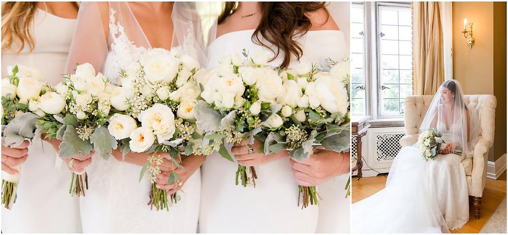 Laurel Hall wedding photography