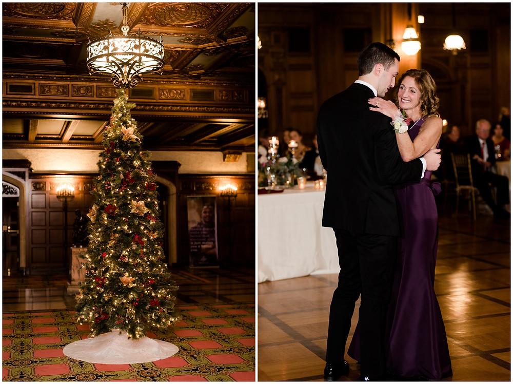 Christmas-wedding