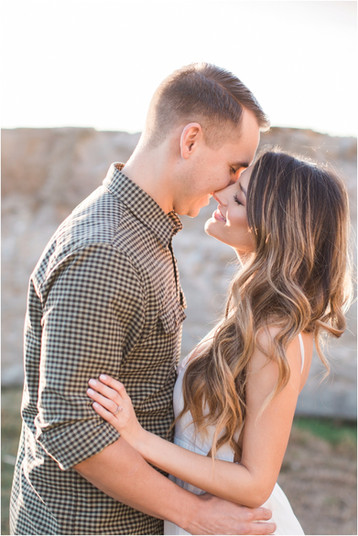 Destination Engagement Photographer | Denise & Nick