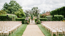 Fairytale Wedding on English Countryside