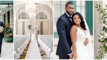 Omni Severin Ballroom Wedding | Ariel & Travis