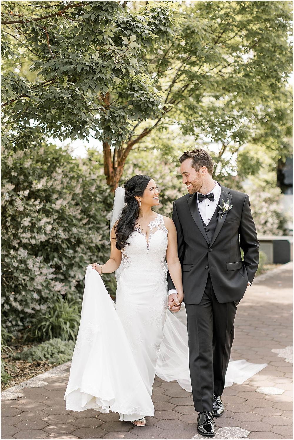 Bride-and-groom-Indianapolis-wedding