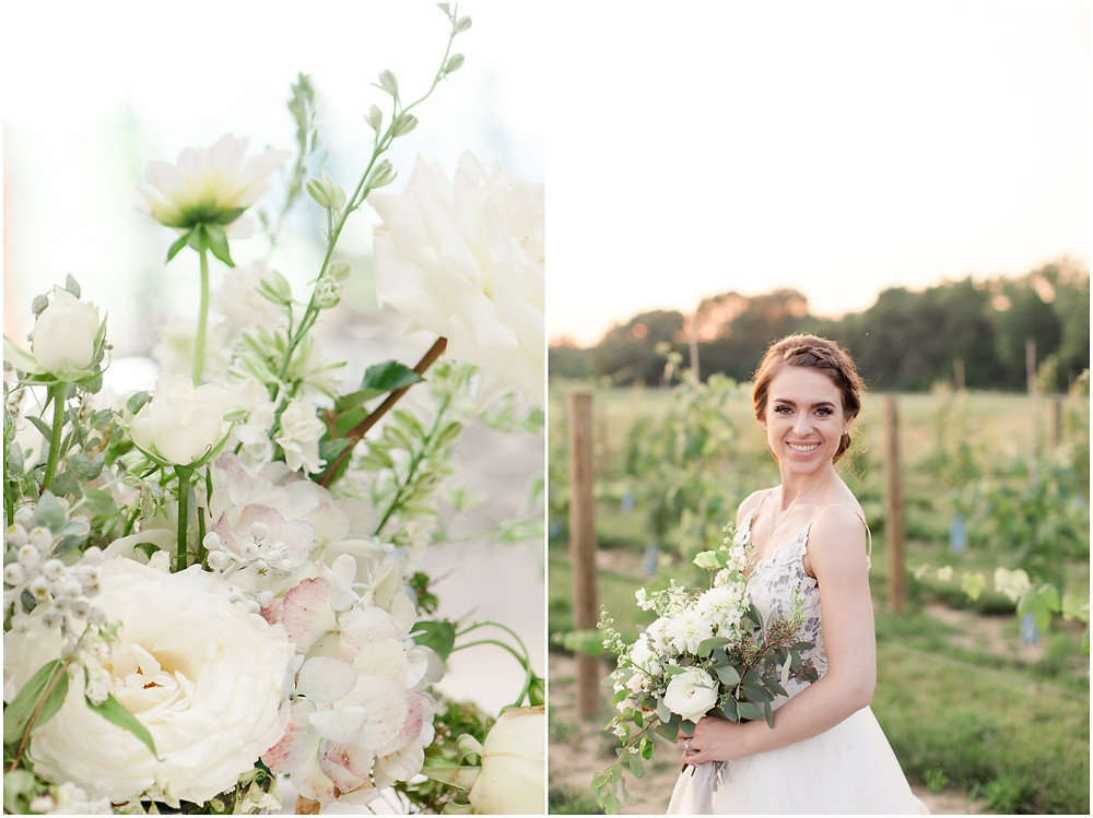Romantic Indianapolis wedding photography