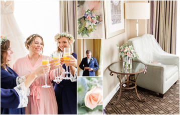 The Willows on Westfield | Emily & Adam|  Carmel Indiana Wedding Photographer