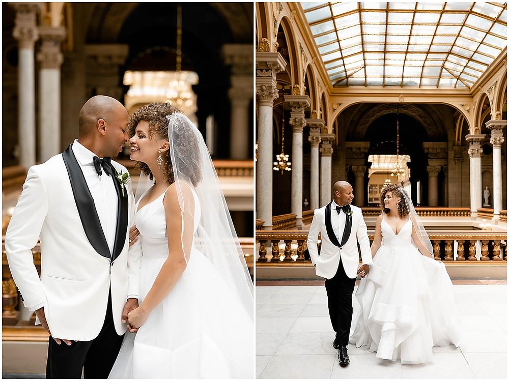 Indiana-State-House-Wedding-Photography