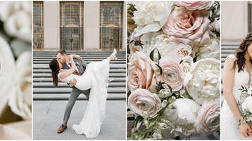Mavris Art Center Wedding | Downtown Indianapolis | Bree & Weston