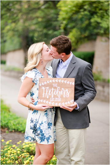 Indianapolis Engagement Photography | Kylie & Syrus