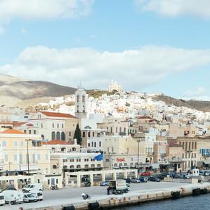 Syros Island, Greece | Engagement