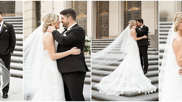 Crown Plaza Historic Union Station Wedding | Rachel & Thomas