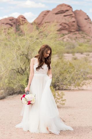 Scottsdale Arizona Wedding | Hotel Valley Ho