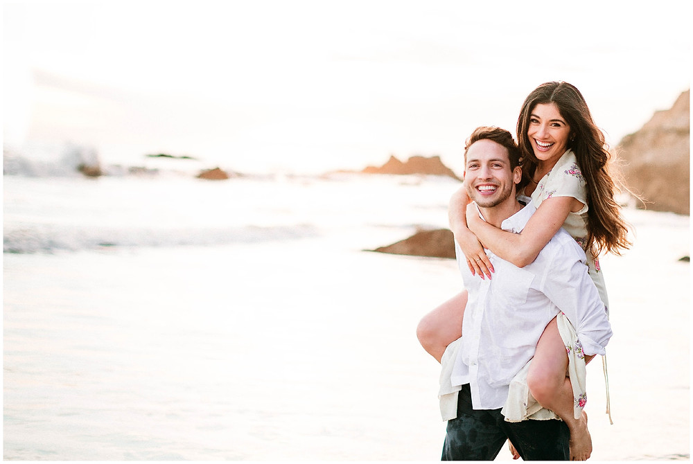 Malibu-Engagement-Photos