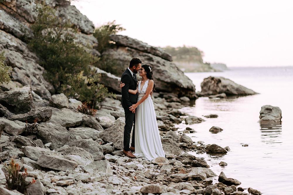 Rocky-cliff-wedding