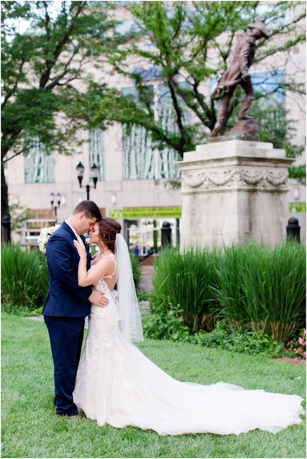 Central Library Wedding
