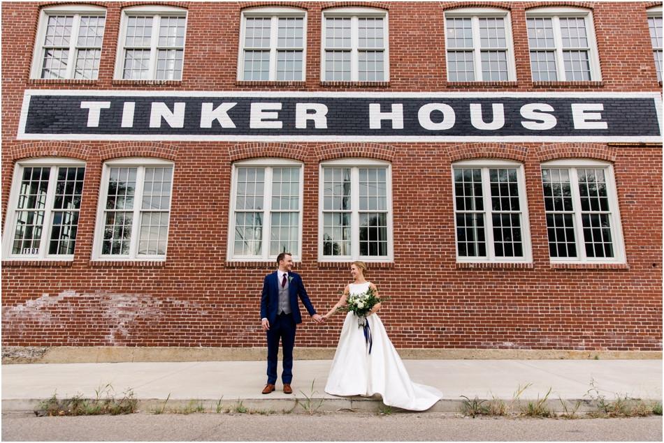 Tinker House Weddings