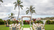 Elegance & Grace | Four Seasons Maui | Destination Wedding