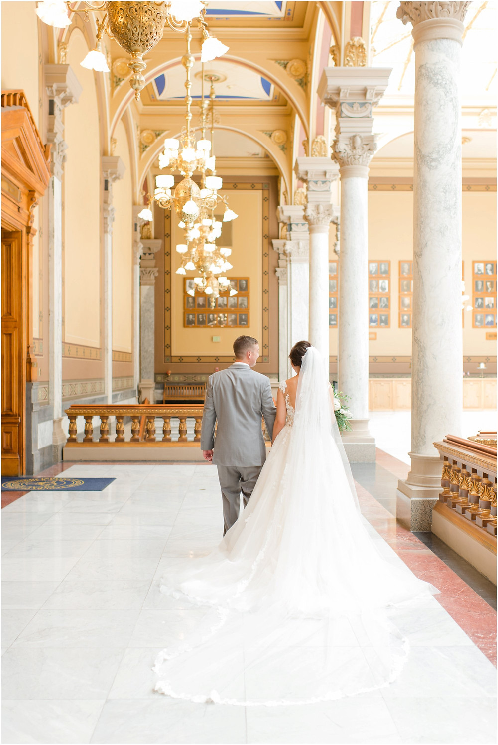 State house weddings